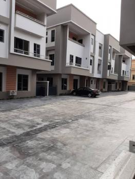 Neatly Structured and Appealing 5 Bedroom with a Bq, Oniru, Victoria Island (vi), Lagos, Terraced Duplex for Sale