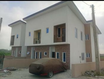 3 Bedroom Terrace Duplex, Inside Amity Estate, Abijo, Sangotedo, Ajah, Lagos, Terraced Duplex for Sale