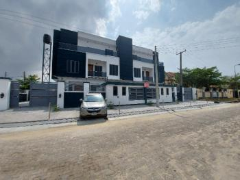 Luxury Five (5) Bedroom Semi Detached Duplex with a Room Bq, Lekki Phase 1, Lekki, Lagos, Semi-detached Duplex for Sale