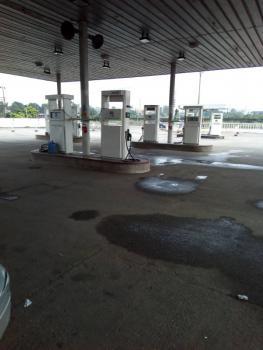 Functional Filling Station on Over 4 Plots, Ikeja, Lagos, Filling Station for Sale