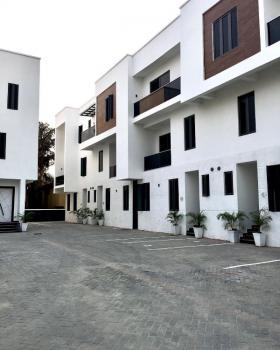 Brand New 4 Bedroom Terrace with Bq, Lekki Phase 1, Lekki, Lagos, Terraced Duplex for Sale