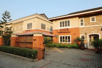 5 Bedroom Semi-detached Houses, Osborne, Ikoyi, Lagos, Semi-detached Duplex for Rent