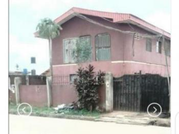 2flats Upstairs of 3bedroom Each with 2room Bq, Along Nova Tired Road Opposite Silverbird Tv Station Ogbowo, Benin, Oredo, Edo, Block of Flats for Sale