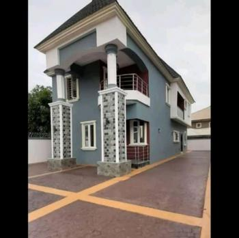 Executive 4bedroom Detached Duplex with Bq.c of O, Abule Egba, Abule Egba, Agege, Lagos, Block of Flats for Sale