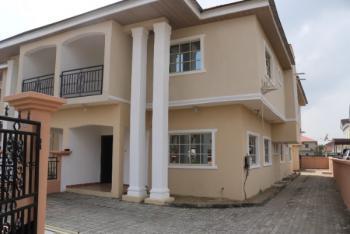 4bedroom Duplex with a Room Bq, Crown Estate, Sangotedo, Ajah, Lagos, Semi-detached Duplex for Sale
