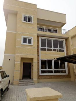 Brand New 5 Bedroom Detached with 1bq, Western Foreshore Estate By Pinnock Estate Osapa Jakande Lekki, Jakande, Lekki, Lagos, Detached Duplex for Sale