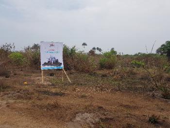 Strategically Located Land with C of O, Dangote Fertilizer Plant Road, Okunraiye, Ibeju Lekki, Lagos, Mixed-use Land for Sale