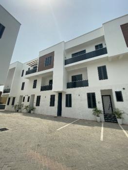 Brand New 4bedroom Terrace, Cedars Court Lekki, Lekki Phase 1, Lekki, Lagos, Terraced Duplex for Rent