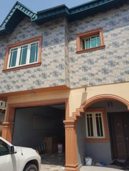 Beautiful 3 Bedroom Flat with 24hrs Light.upstairs Available, Sangotedo, Ajah, Lagos, Flat for Rent