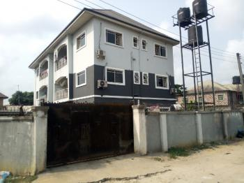Well Located and Nicely Finished 6 Units of 2 Bedroom Flat, Akwaka Road, Rumuodomaya, Port Harcourt, Rivers, Block of Flats for Sale