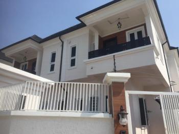 4 Bedroom Semi Detached Duplex with a Bq, Orchid Road, Lafiaji, Lekki, Lagos, Semi-detached Duplex for Sale