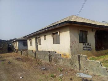 2 Nos. of Bungalows on a Half Plot, Emily Boundary, Igbogbo, Ikorodu, Lagos, Detached Bungalow for Sale