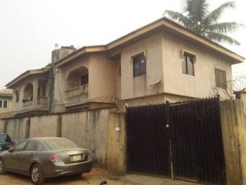 4bedroom Duplex with 2units 2bedroom Flats in an Estate, Peace Estate Isheri Olofin Lagos, Isheri Olofin, Alimosho, Lagos, Semi-detached Duplex for Sale