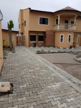 5 Bedroom Fully Detached Duplex with Bq, University View Estate, L B S, Ajah, Lagos, Detached Duplex for Sale