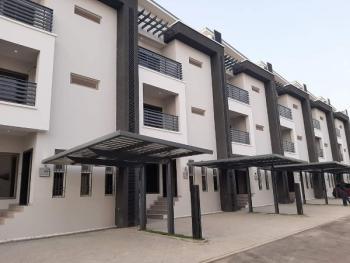 Top Notch 4 Bedroom Terrace Duplex with Excellent Facilities, Jabi, Abuja, Terraced Duplex for Sale