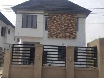 a 4 Bedroom Detached Duplex Newly Built with a Room Bq, Omole Phase 2, Ikeja, Lagos, Detached Duplex for Sale