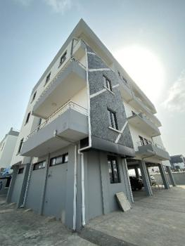 Newly Built 3 Bedroom  Apartment with B.q, Richmond Gate Estate, Ikate, Lekki, Lagos, Flat for Rent