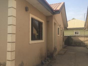 1 Bedroom Semi Detached Bungalow, Airport Road Lugbe, Lugbe District, Abuja, Semi-detached Bungalow for Rent