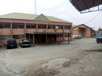 4000sqm Warehouse Space on 2 Acres of Land, Off Old Ipaja Road Dopemu, Agege Lagos, Dopemu, Agege, Lagos, Warehouse for Rent