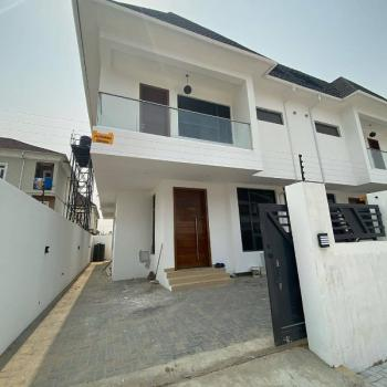 Neatly Built 4 Bedroom Semi-detached House, Idado, Idado, Lekki, Lagos, Semi-detached Duplex for Sale