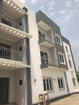 Luxury 2 Bedrooms Apartment with Big Rooms in Jahi with Very Good Road, Jahi, Jahi, Abuja, Flat for Rent