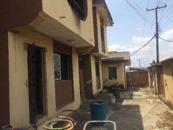 Vacant 4 Nos 3 Bdr+2 Rm Bq on a Cornerpiece, Orelope, Egbeda, Alimosho, Lagos, Flat for Sale