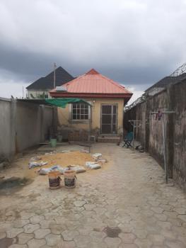 3bedroom Bungalow Built on a Half Plot of Land, Within a Secured Estate Before Sangotedo Shop Rite, Sangotedo, Ajah, Lagos, Detached Bungalow for Sale