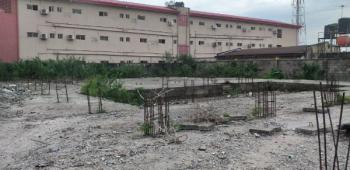 6 Plots of Land with Raft and 2 Buildings Suitable for Car Parks, Mall, Opposite Bethel Church By Ajah Market, Ajah, Lagos, Commercial Property for Sale