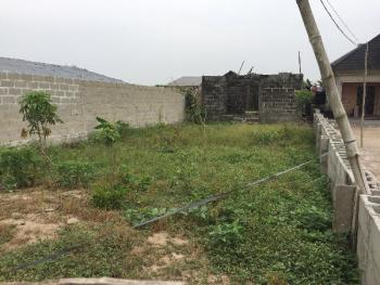 329sqm of Land with 2 Bedroom Bungalow ( Uncompleted), Abijo, Ibeju Lekki, Lagos, Detached Bungalow for Sale