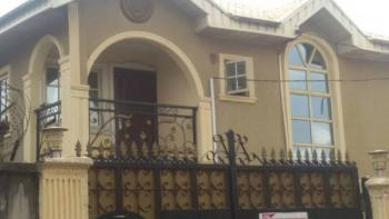 Fantastic 4 Bedroom Duplex with 2 Nos of 2 Bed Flat and 1 Room Self Co, Ejigbo, Lagos, House for Sale