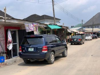 11 Numbers of Shop on a Busy Road, Farm Road, Eliozu, Port Harcourt, Rivers, Office Space for Sale