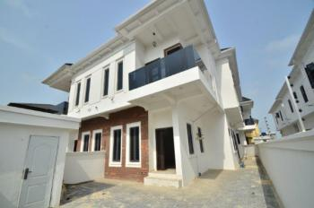 Brand New 4 Bedroom Semi Detached Duplex with Bq in a Gated Estate, Agungi, Agungi, Lekki, Lagos, Semi-detached Duplex for Sale