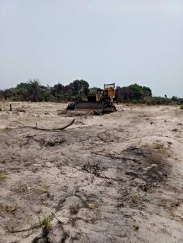 Southern Atlantic... Massive Deal, Beyond Expectations, 3 Minutes Drive From The La Campaign Tropicana Beach Resort, Akodo Ise, Ibeju Lekki, Lagos, Residential Land for Sale