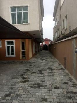 a 4 Bedroom Self-service Semi-detached, Osapa, Lekki, Lagos, Semi-detached Bungalow for Rent