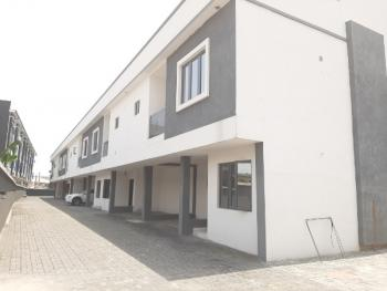 Lovely 3bedroom Terrace  with Building Approval Plan, By Southern View Estate By Chevron Tollgate, Lekki Phase 2, Lekki, Lagos, Terraced Duplex for Sale
