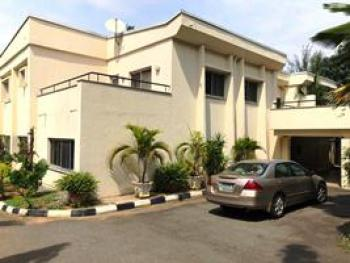 4 Bedroom Duplex with 2 Room Guest Chalet and 5 Rooms Bq, Samora Michael Street Asokoro, Asokoro District, Abuja, Detached Duplex for Sale