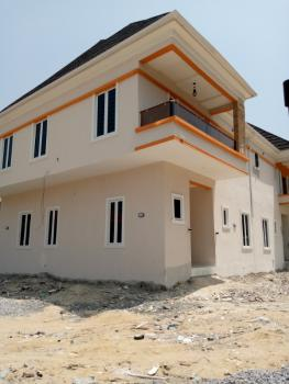 Top Notch and Spacious 4 Bedroom Semi Detached Duplex with Bq, 30 Seconds Drive From Agungi Bus-stop, Agungi, Lekki, Lagos, Semi-detached Duplex for Sale
