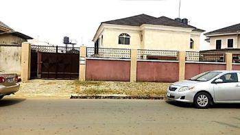 Four  Bedroom Semi-detached Duplex with Boys Quarter, Shelter Afrique Estate, Uyo, Akwa Ibom, Semi-detached Duplex for Rent