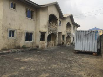 8 Units of 3bdrm Flats, 90% Completed!, Paradise Estate, By Abraham Adesanya, Ogombo Road.., Ajiwe, Ajah, Lagos, Flat for Sale