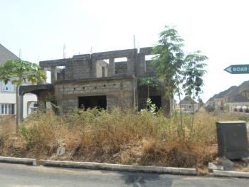 4 Bedroom Carcass, Kukwuaba, Abuja, Detached Duplex for Sale