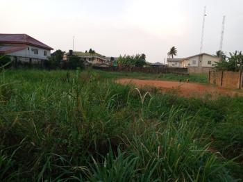 Distress Alert!!!  an Empty Land of 130 By 230ft, Akionbare Gra, Benin, Oredo, Edo, Residential Land for Sale