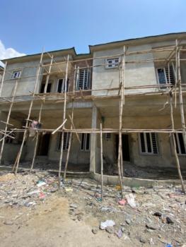 Beautiful & Spacious 4 Bedroom Terrace Duplex with a Bq, Lekki 2nd Toll, Lafiaji, Lekki, Lagos, Detached Duplex for Sale