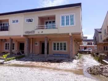 Well Finished 4 Bedroom Terrace Duplex (end Unit), Lekki Gardens Estate Phase Three, Ajah, Lagos, Terraced Duplex for Rent