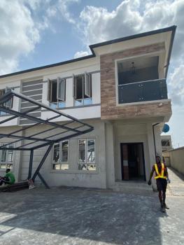 Newly Built 4 Bedroom Semi Detached Duplex with Bq, Jakande, Lekki, Lagos, Semi-detached Duplex for Sale