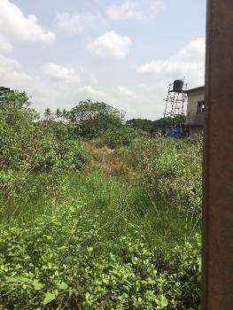 a Dry Residential  Plot Within an Estate, Ori-oke, Ogudu, Lagos, Residential Land for Sale
