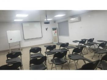 Hall for Hire (meeting, Training, Seminars, Workshops, Etc), Adeniran Ogunsanya, Surulere, Lagos, Conference / Meeting / Training Room for Rent