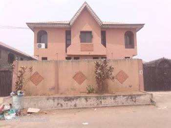 4nos. 3 Bedroom Flat, Moke Oyeladun Street, Off Agric Road, Agege,lagos, New Oko-oba, Agege, Lagos, Flat for Sale