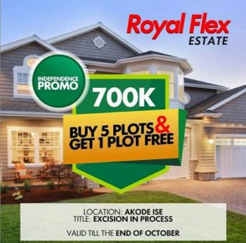 Affordable Land with Good Price and Secured Location, Akodo Ise Ibeju Lekki, Akodo Ise, Ibeju Lekki, Lagos, Mixed-use Land for Sale