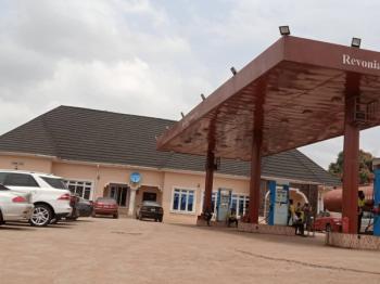 Filling Station, Bucknor Estate, Jakande Bus Stop, Isolo Lagos, Oke Afa, Isolo, Lagos, Filling Station for Sale