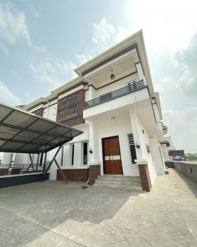 Massive and Brand New 4 Bedroom Semi Detached Duplex, Ikota, Lekki, Lagos, Semi-detached Duplex for Sale